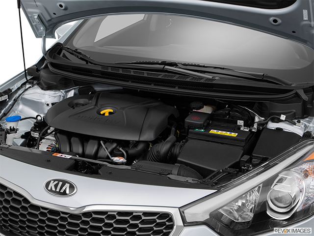 2016 Kia Forte Engine