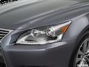 2016 Lexus LS 460 Drivers Side Headlight