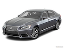 2016 Lexus LS 460 Front angle view