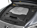 2016 Lexus LS 460 Engine