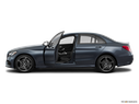 2016 Mercedes-Benz C-Class Driver's side profile with drivers side door open