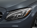 2016 Mercedes-Benz C-Class Drivers Side Headlight