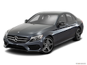 2016 Mercedes-Benz C-Class Front angle view