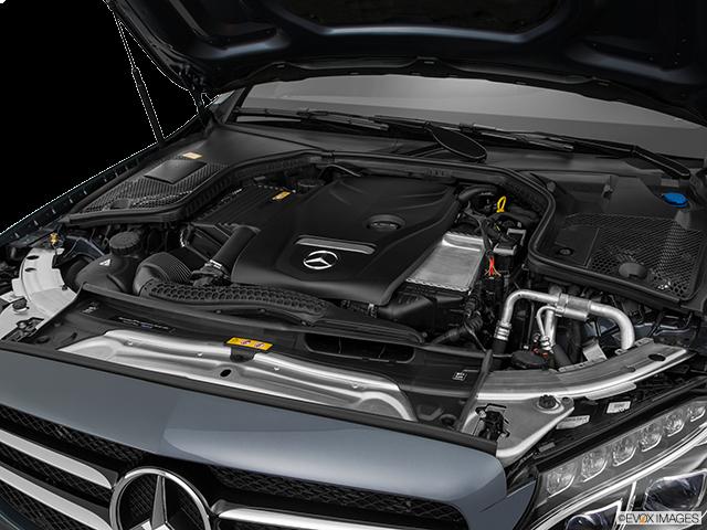 2016 Mercedes-Benz C-Class Engine