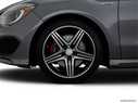 2016 Mercedes-Benz CLA Front Drivers side wheel at profile