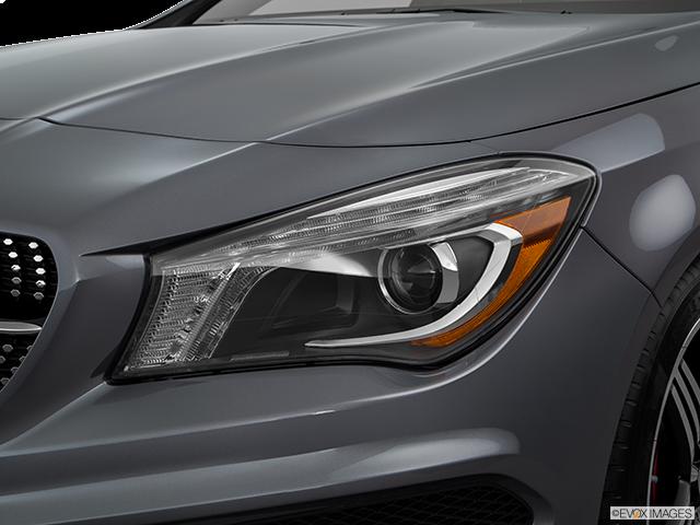 2016 Mercedes-Benz CLA Drivers Side Headlight