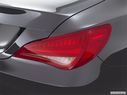 2016 Mercedes-Benz CLA Passenger Side Taillight