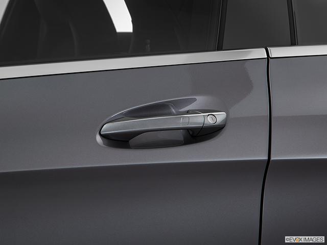 2016 Mercedes-Benz CLA Drivers Side Door handle