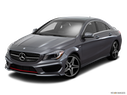 2016 Mercedes-Benz CLA Front angle view