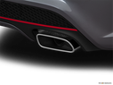 2016 Mercedes-Benz CLA Chrome tip exhaust pipe