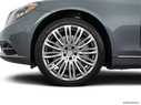 2016 Mercedes-Benz S-Class Front Drivers side wheel at profile