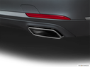 2016 Mercedes-Benz S-Class Chrome tip exhaust pipe