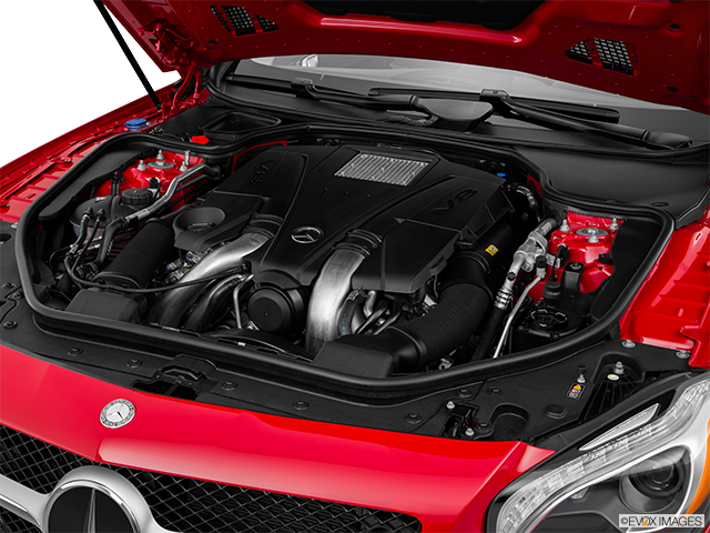 2016 Mercedes-Benz SL-Class Engine