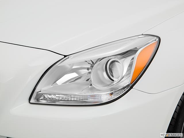 2016 Mercedes-Benz SLK Drivers Side Headlight