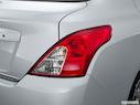 2016 Nissan Versa Passenger Side Taillight