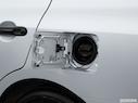 2016 Nissan Versa Gas cap open