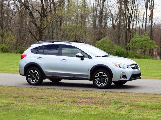 2016 Subaru Crosstrek Exterior