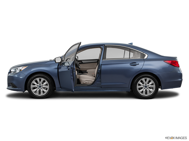 2016 Subaru Legacy Driver's side profile with drivers side door open