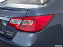 2016 Subaru Legacy Passenger Side Taillight