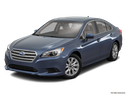 2016 Subaru Legacy Front angle view