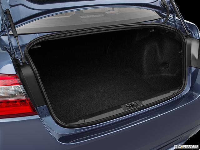 2016 Subaru Legacy Trunk open