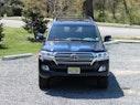 2016 Toyota Land Cruiser Exterior