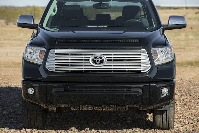 2016 Toyota Tundra Exterior