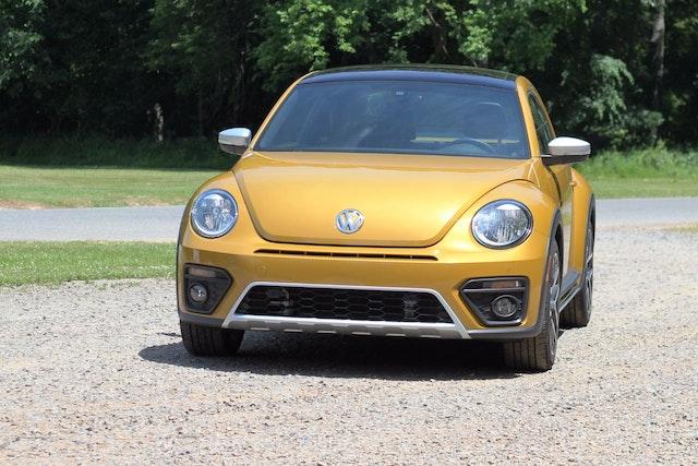 2016 Volkswagen Beetle Exterior