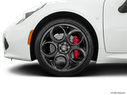 2017 Alfa Romeo 4C Front Drivers side wheel at profile