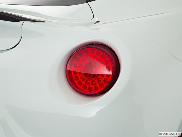 2017 Alfa Romeo 4C Passenger Side Taillight