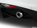 2017 Alfa Romeo 4C Chrome tip exhaust pipe