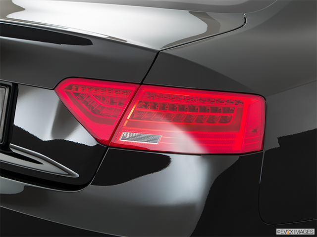 2017 Audi S5 Passenger Side Taillight