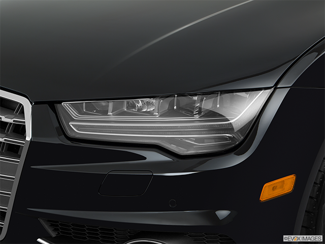 2017 Audi S7 Drivers Side Headlight
