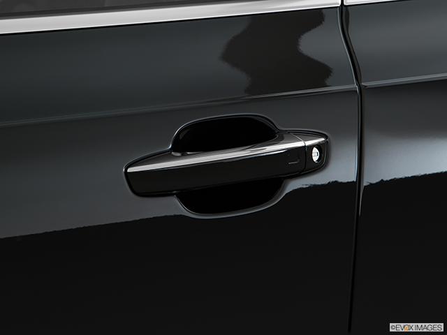 2017 Audi S7 Drivers Side Door handle