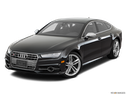 2017 Audi S7 Front angle view