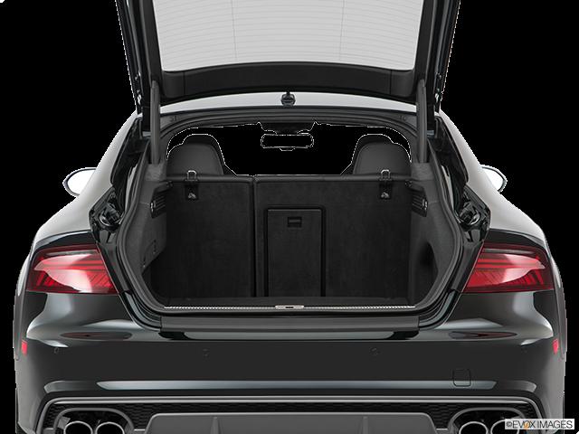 2017 Audi S7 Trunk open