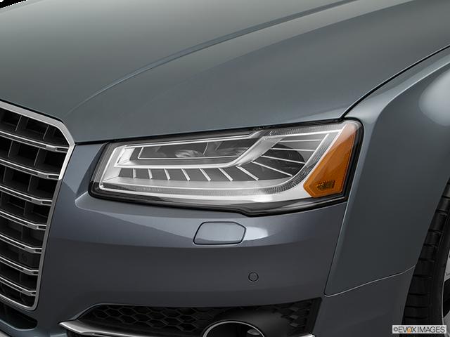 2017 Audi S8 plus Drivers Side Headlight