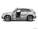 2017 Audi SQ5 Driver's side profile with drivers side door open