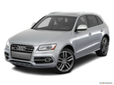 2017 Audi SQ5 Front angle view