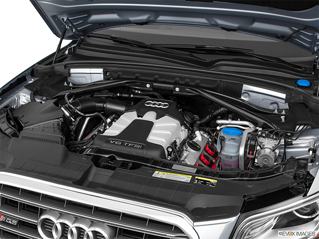 2017 Audi SQ5 Engine