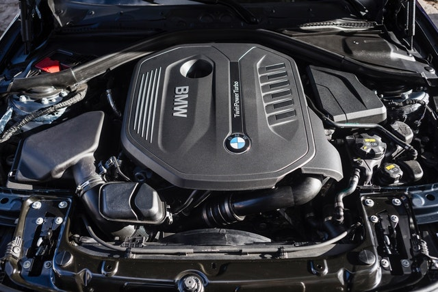 2017 BMW 3 Series Exterior