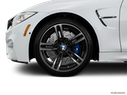 2017 BMW M4 Front Drivers side wheel at profile