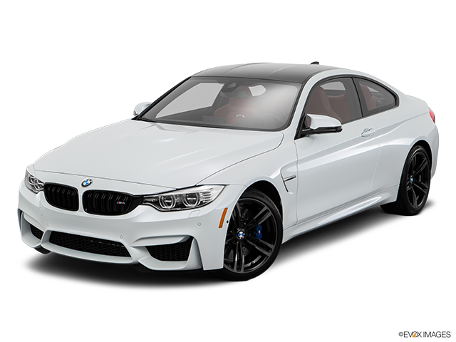 2017 BMW M4 Front angle view