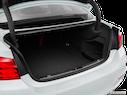 2017 BMW M4 Trunk open