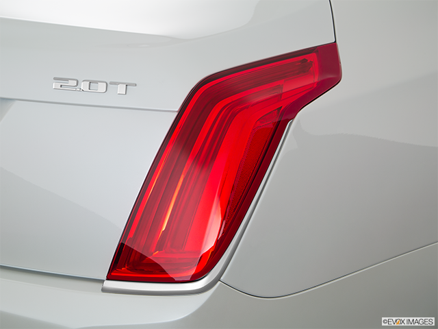 2017 Cadillac CT6 Passenger Side Taillight