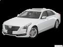2017 Cadillac CT6 Front angle view