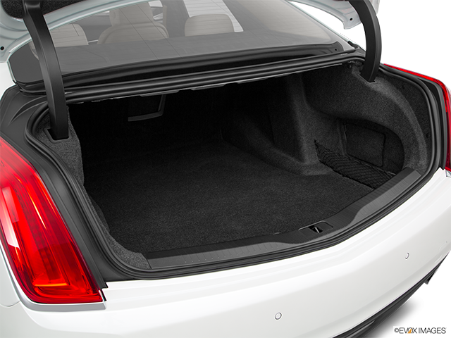 2017 Cadillac CT6 Trunk open