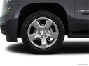 2017 Chevrolet Tahoe Front Drivers side wheel at profile