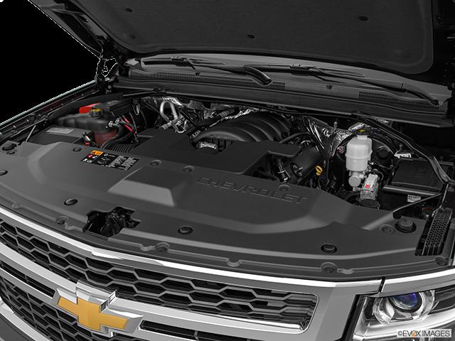 2017 Chevrolet Tahoe Engine