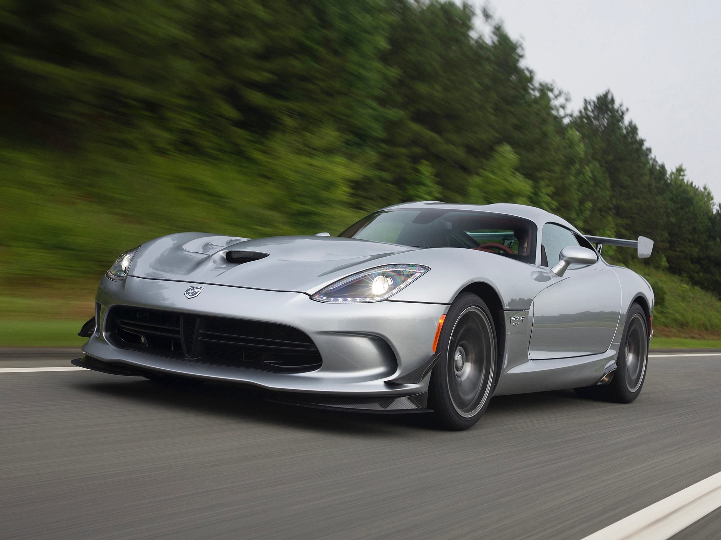 2017 Dodge Viper Review